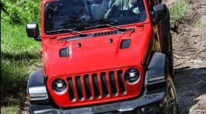 2019 Jeep Wrangler Avrupa Versiyonu Fotoğraf Galerisi