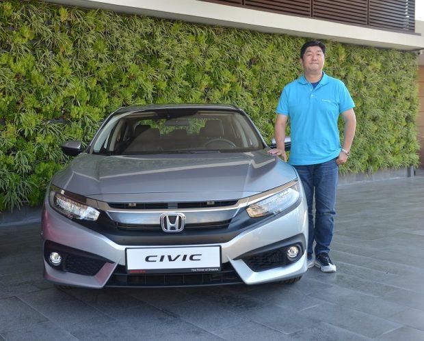 Honda Civic Dizel AT 14