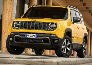 Jeep Renegade Foto Galeri