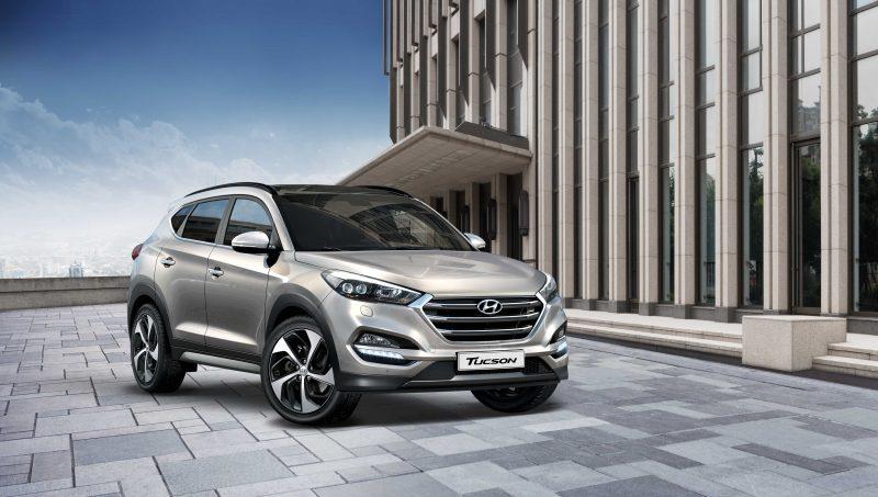 Küçük SUV Sınıfında Hyundai Tucson En Sorunsuz Model Olarak Seçildi