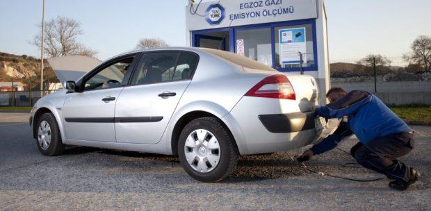 Türkiye Genelinde 4 milyon Aracın Egzoz Muayenesi Gerçekleştirildi