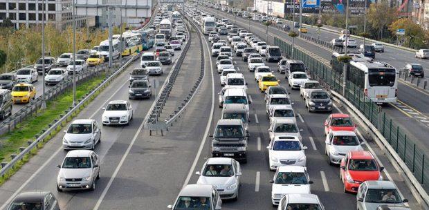 Türkiye'de Trafiğe Kayıtlı Araç Sayısı 23 Milyona Yaklaştı
