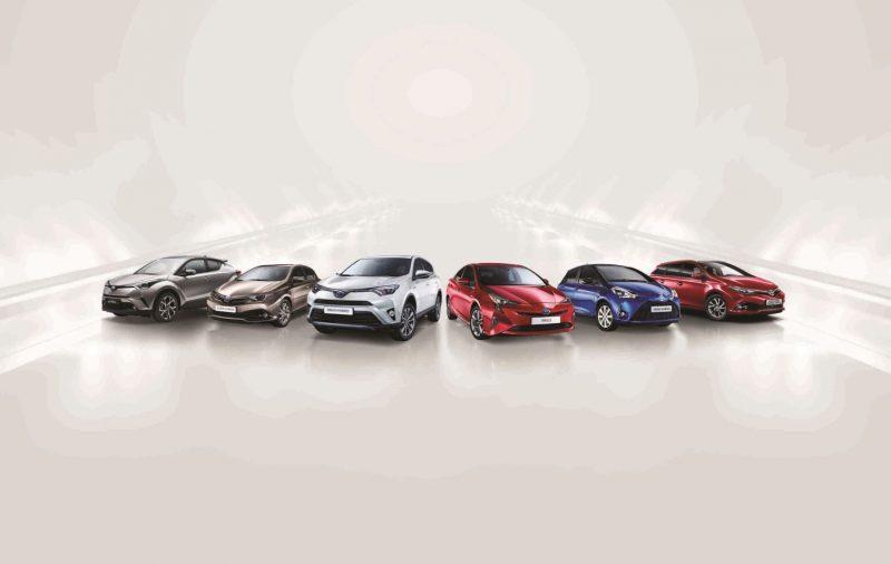 Toyota Dünya Genelinde 12 Milyondan Fazla Hibrit Otomobil Sattı