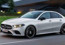 Yeni 2019 Mercedes-Benz A-Classe Sedan Fotoğraf Galerisi