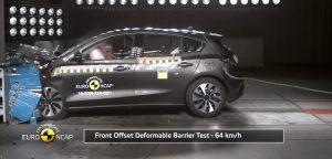 Yeni Ford Focus Euro Ncap Çarpışma Testinden 5 Yıldız Aldı