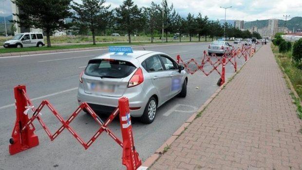 ehliyet direksiyon sınavı