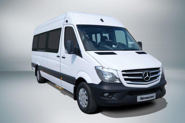 Mercedes Benz Sprinter okul servisi