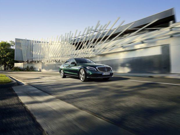 Yeni Mercedes Benz C Serisi 1