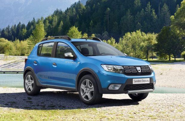 Dacia Sandero Stepway e1536843595586