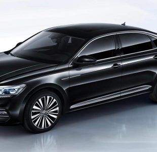 New Volkswagen Passat for China