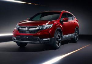 Yeni Honda CR V foto galeri e1538404939941