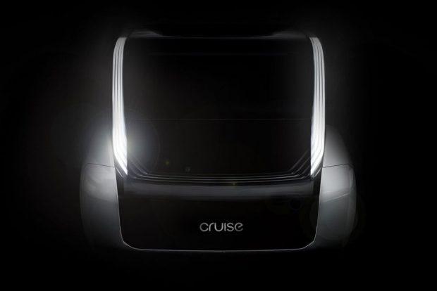 gm honda cruise autonomous vehicle