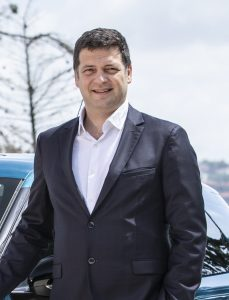Baylas Otomotiv Genel Muduru Mehmet Emre Dogueri