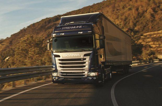 Scania kasim 2018 kampanya