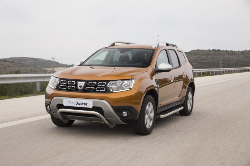 Dacia Modelleri Aralık Ayında Yüzde Sıfır Faizli