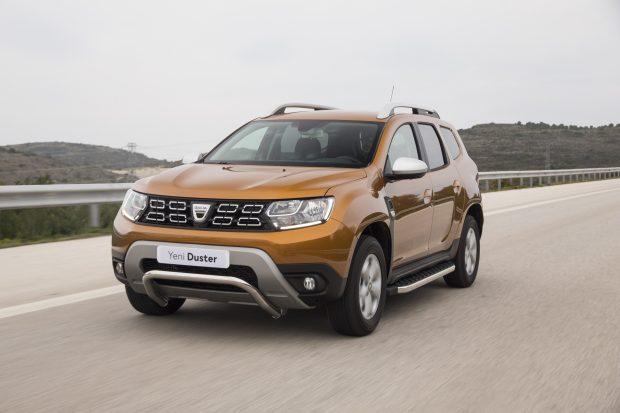 Dacia aralik 2018 Kampanya