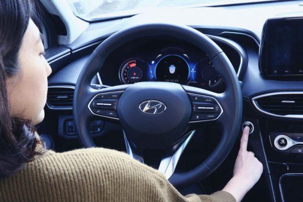 Hyundai parmak izi calistirma 2