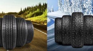 Otomobillerde Kış Lastiği Ne Zaman Takılır?