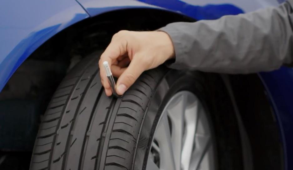 Otomobilinizin Lastik Derinlik Kontrolünü Nasıl Yapmalısınız?