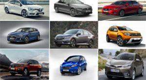 Türkiye'de En Çok Satılan Otomobil Modeli Belli Oldu