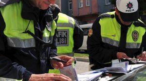 Trafik Kurallarını Hiçe Sayan Sürücüye İbretlik Ceza