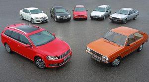 Volkswagen Passat 45'inci Yaşını Kutluyor
