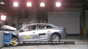 Yeni Peugeot 508 Euro NCAP Crash Testten 5 Yıldız Aldı