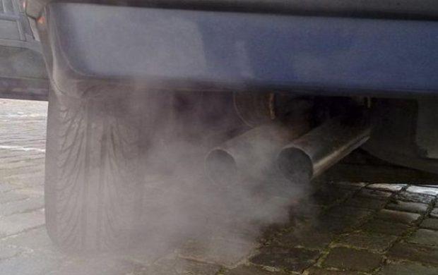 diesel smoke photo