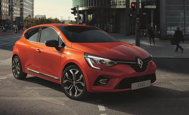 İşte Karşınızda Beşinci Nesil Yeni Renault Clio