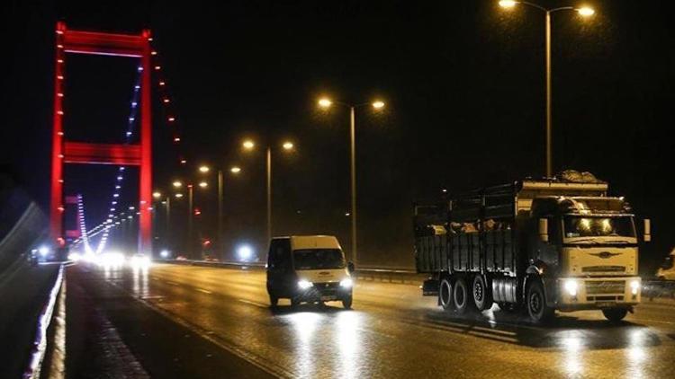 İstanbul Köprülerinden Hangi Araçlar Geçebilecek?