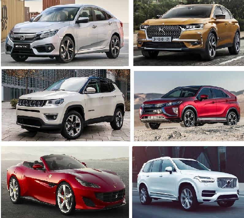 2018 Yılında Otomobil Satışlarını Sadece 6 Marka Artırabildi