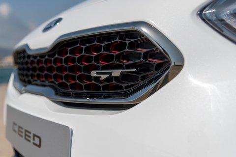 2019 Yeni Kia Ceed GT Fotoğraf Galerisi