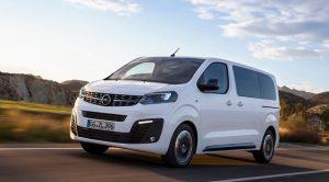 2020 Opel Zafira Life Fotoğraf Galerisi