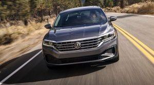 2020 Volkswagen Passat ABD Versiyonu Fotoğraf Galerisi