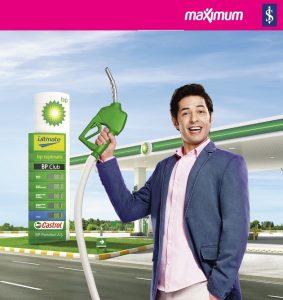 Maksimum Kart Kullanarak BP'den Yakıt Alanlara MaxiPuan Hediye