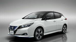 Nissan Elektrikli Otomobili Leaf'in Yeni Versiyonu E-Plus'ı Tanıttı