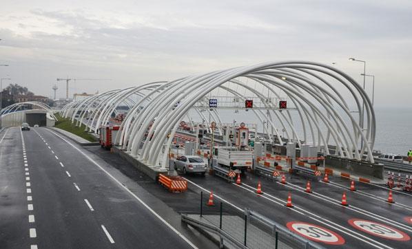 Ulaştırma Bakanlığı Avrasya Tüneli Zammına İlişkin Açıklama Yaptı