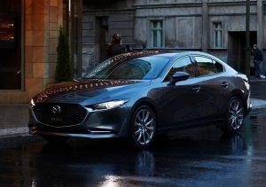 Yeni 2019 Mazda 3 Sedan Fotoğraf Galerisi