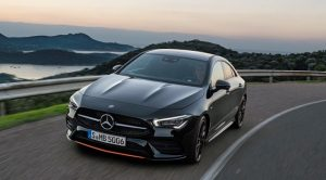 Yeni 2019 Mercedes-Benz CLA Coupe Fotoğraf Galerisi