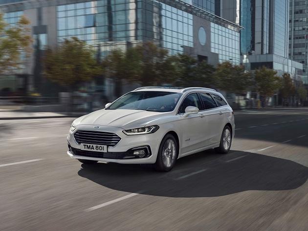Yeni Ford Mondeo Serisi Belçika Brüksel Show'da Tanıtıldı