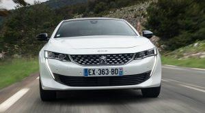 Yeni Peugeot 508 Sedan Fotoğraf Galerisi