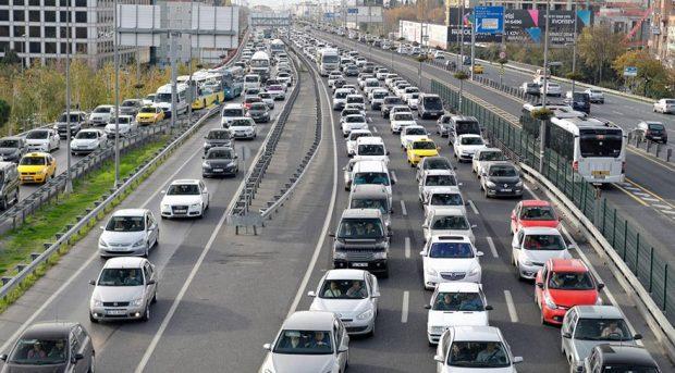 trafik kayitli arac