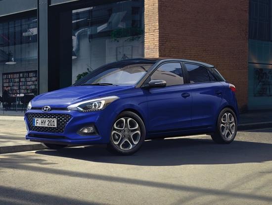Hyundai i20 Design Pack