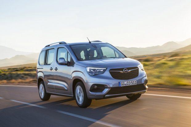 Opel Combo satis tarih
