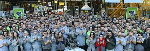 Renault Motor uretim