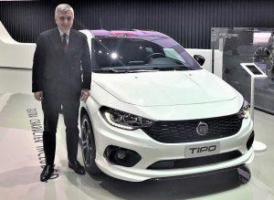 Cengiz Eroldu ve Egea Tipo Sport 2