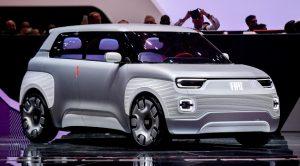 Fiat Elektrikli Mobilite Konseptini Tanıttı