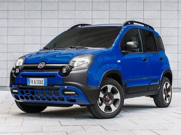 Fiat Panda City Cross 1