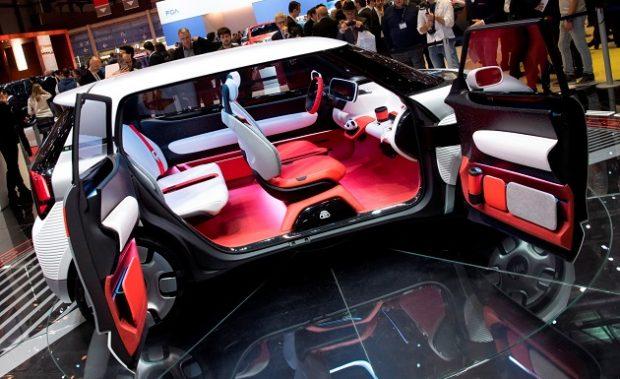Fiat Concept Centoventi 4