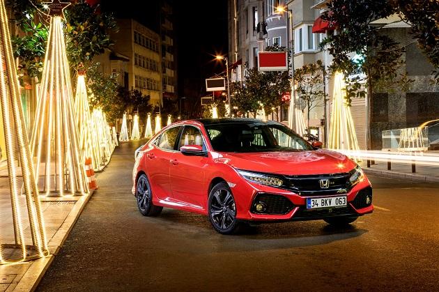 Honda Sıfır Km Binek Otomobil Mart 2019 Satış Kampanyası